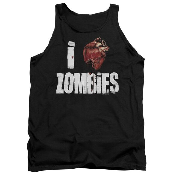 I Bloody Heart Zobmies Adult Tank