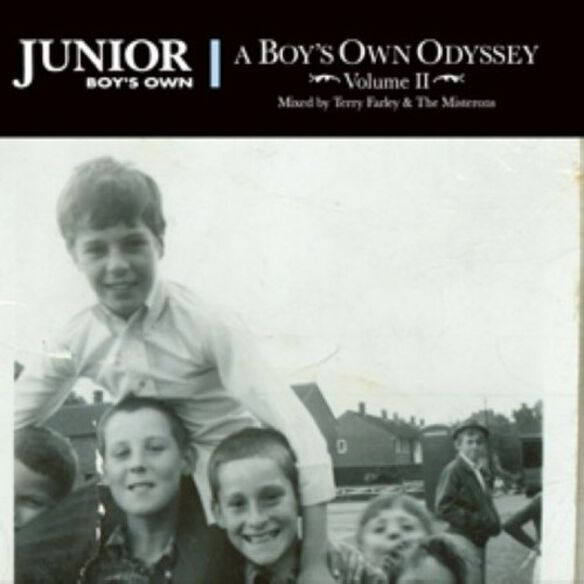 Terry Farley & Misterons - Vol. 2-Boys Own Odyssey