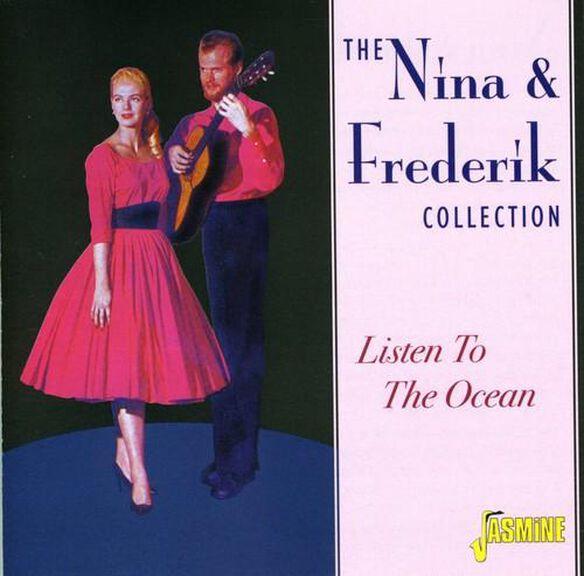 Nina & Frederik Collection: Listen To The Ocean