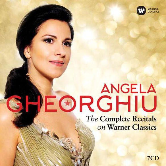 Complete Recitals On Warner Classics (Box)