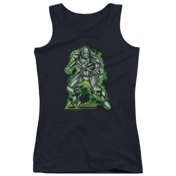 Superman Kryptonite Powered Juniors Tank Top