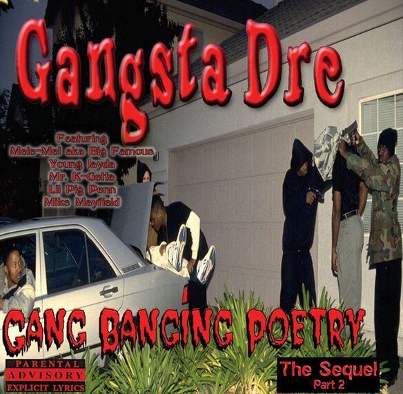 Gang Bangin Poetry The Se