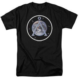 Sg1 Earth Emblem Short Sleeve Adult T-Shirt