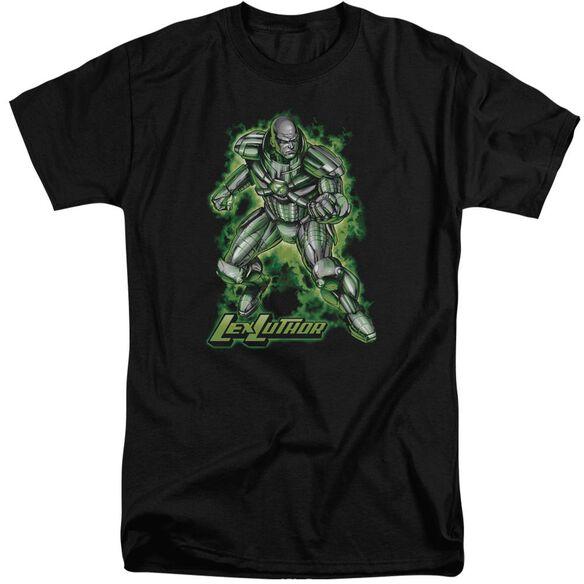 Superman Kryptonite Powered Short Sleeve Adult Tall T-Shirt