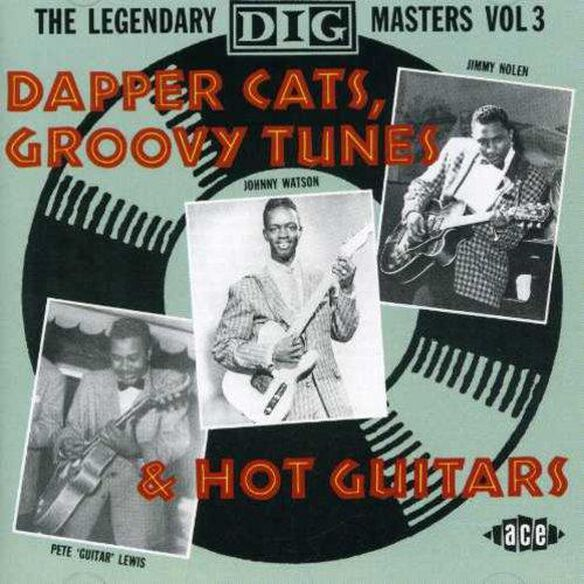 Various Artists - Legendary Dig Masters 3 / Various
