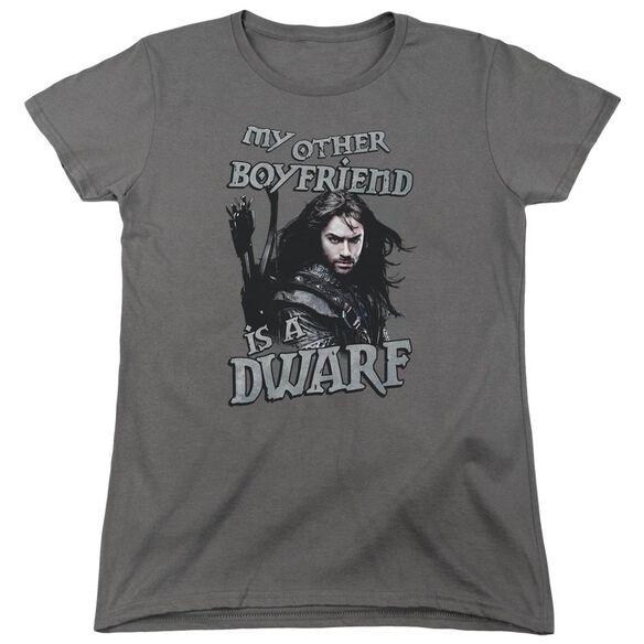 The Hobbit Other Boyfriend Short Sleeve Womens Tee T-Shirt