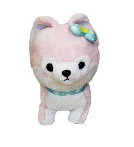 Pink Little Shiba Inu