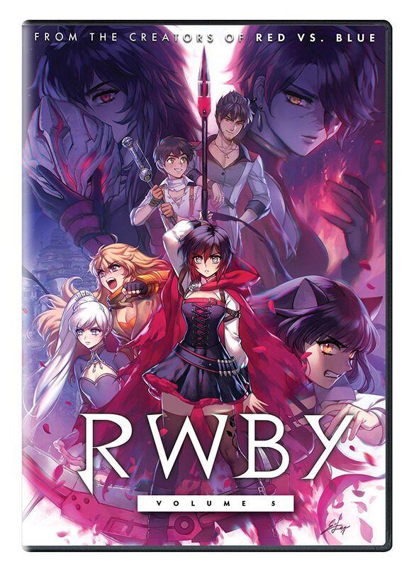 RWBY: Vol. 5