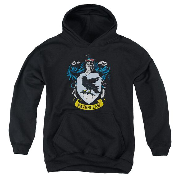 Harry Potter Ravenclaw Crest Youth Pull Over Hoodie