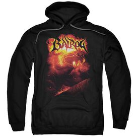 Lor Balrog Adult Pull Over Hoodie