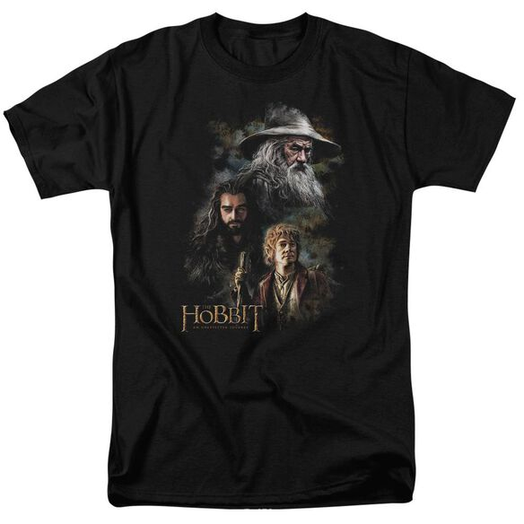 The Hobbit Painting Short Sleeve Adult T-Shirt