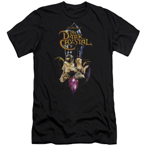 Dark Crystal Crystal Quest Short Sleeve Adult T-Shirt