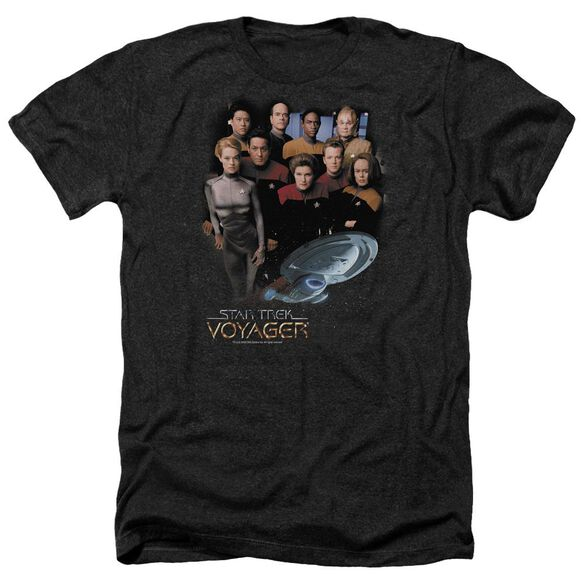 Star Trek Voyager Crew Adult Heather