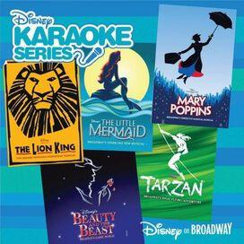 Disney Karaoke Series - Disney's Karaoke Series: Disney's On Broadway