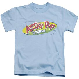 Astro Pop Logo Short Sleeve Juvenile Light T-Shirt