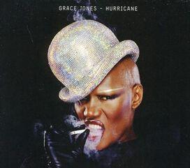 Grace Jones - Hurricane/Hurricane Dub