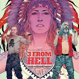 Rob Zombie & ZEUSS - 3 From Hell Original Motion Picture Soundtrack & Score [Exclusive Green with Black Swirl & Grey with Black Swirl 2LP Vinyl]