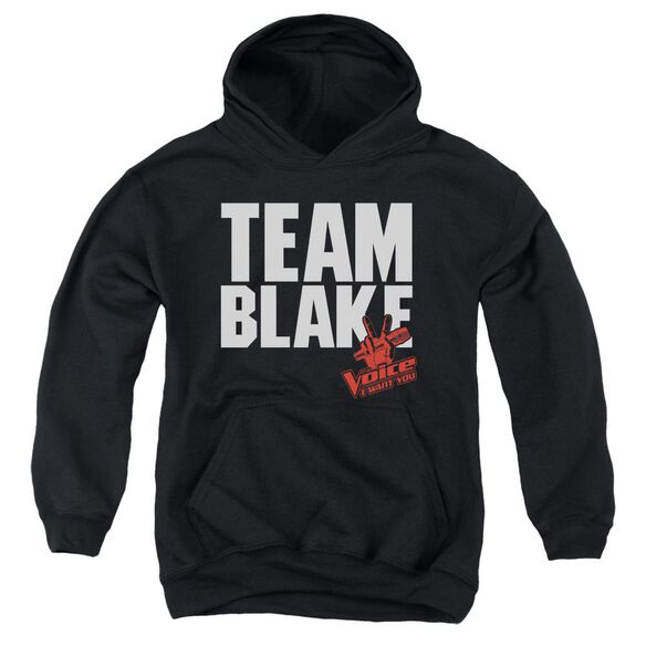 Voice Blake Team Youth Pull Over Hoodie