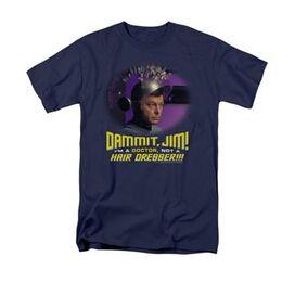 Star Trek Not a Hair Dresser T-Shirt