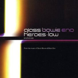 Dennis Russell Davies - Glass: Heroes Symphony / Low Symphony