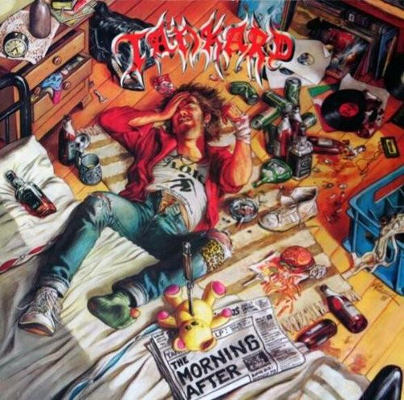 Tankard - Morning After/Alien