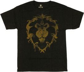 World of Warcraft Alliance T-Shirt