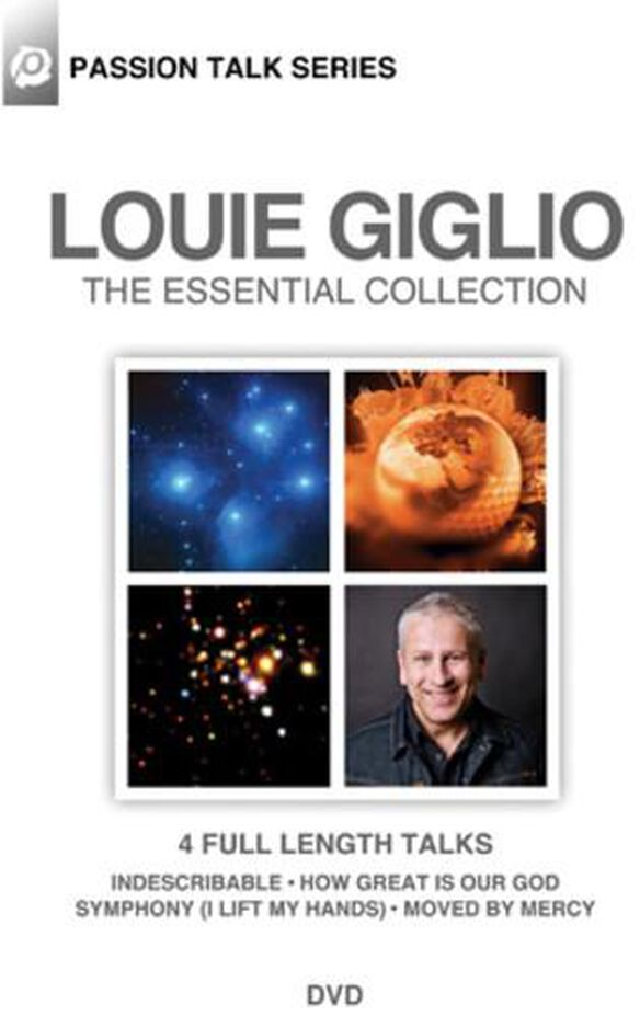 Passion Talk Series: Louie Giglio - The Complete Collection [6 Discs]