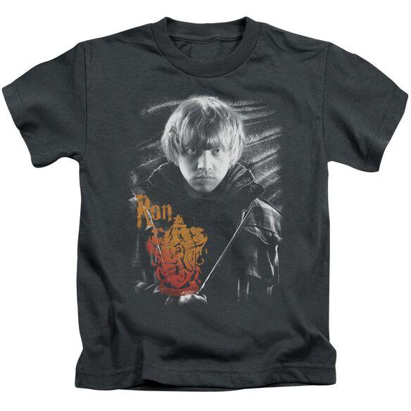 Harry Potter Ron Portrait Short Sleeve Juvenile T-Shirt