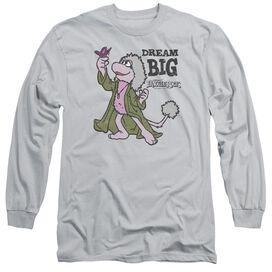 Fraggle Rock Dream Big Long Sleeve Adult T-Shirt