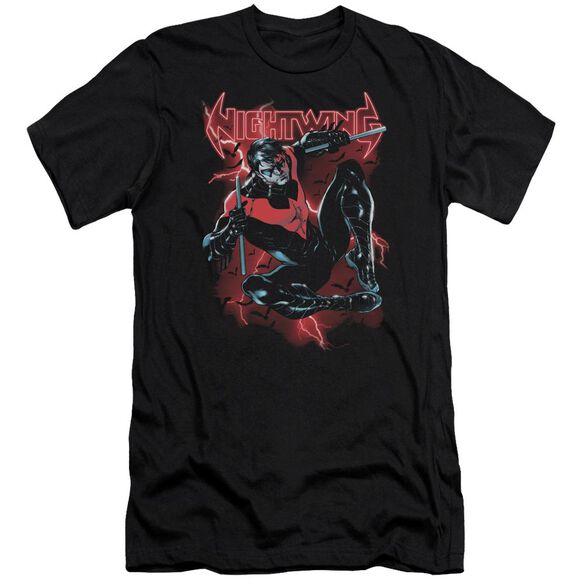 Batman Lightwing Short Sleeve Adult T-Shirt