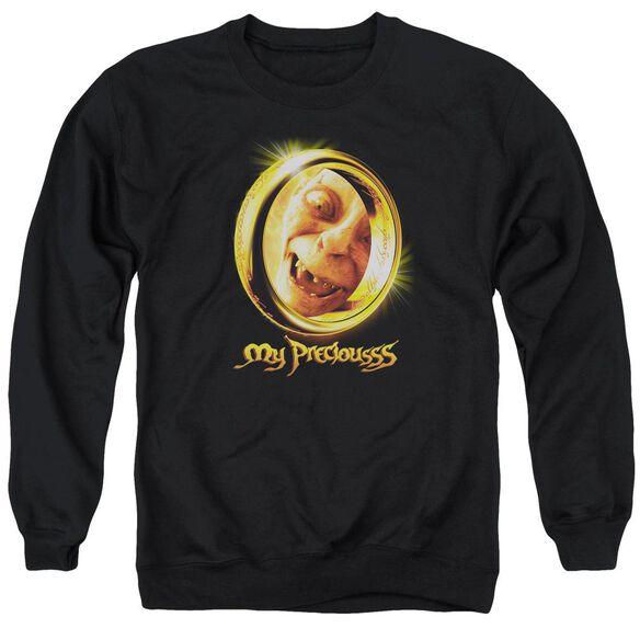 Lor My Precious Adult Crewneck Sweatshirt