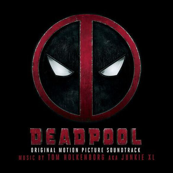 Deadpool [Includes Vinyl] [Blu-ray]
