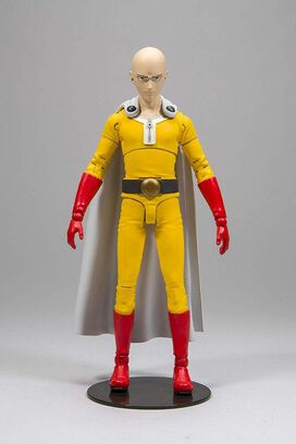 McFarlane Toys One-Punch Man Saitama Action Figure