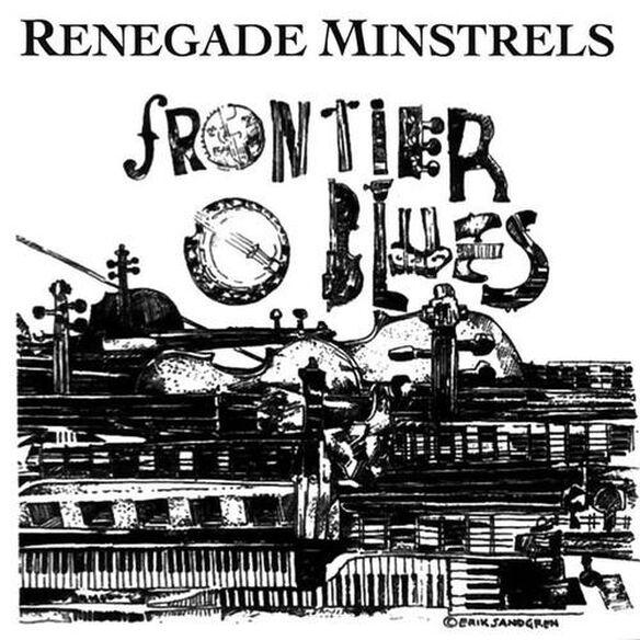 Frontier Blues (Cdr)