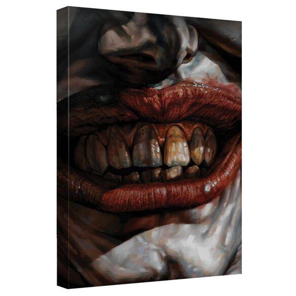 Batman Joker Smile Quickpro Artwrap Back Board