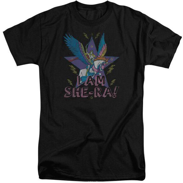 She Ra I Am She Ra Short Sleeve Adult Tall T-Shirt