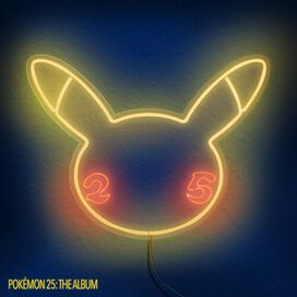Various Artists - Pokemon 25: The Album (Various Artists)