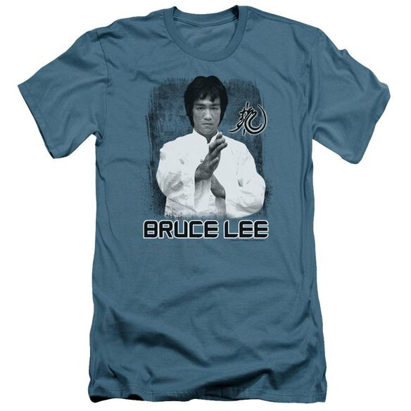 Bruce Lee Concentrate Short Sleeve Adult T-Shirt
