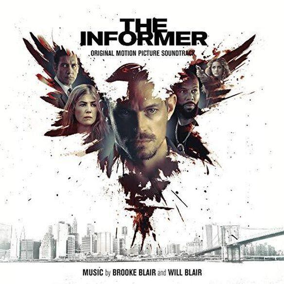 Blair Brother - The Informer (Original Soundtrack)