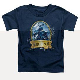 POLAR EXPRESS TRUE BELIEVER-S/S T-Shirt