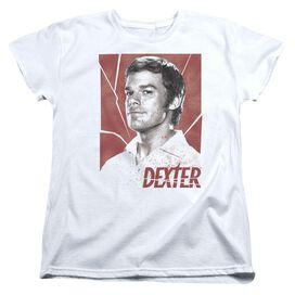 DEXTER POSTER - S/S WOMENS TEE T-Shirt