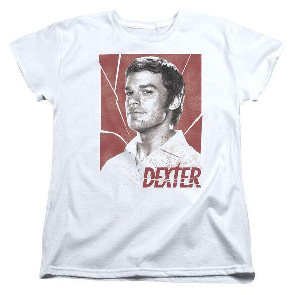 Dexter Poster Short Sleeve Womens Tee T-Shirt