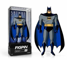 Batman: The Animated Series Batman FiGPiN