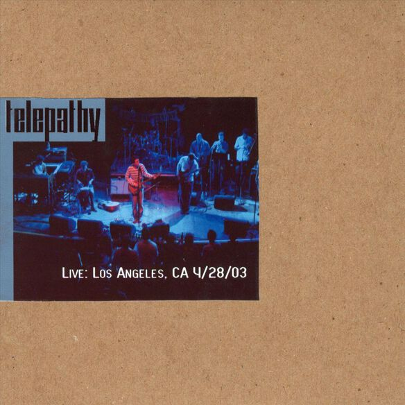 Live:Los Angeles, Ca 4/28