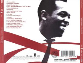 Lou Rawls - Love Songs [The Right Stuff]