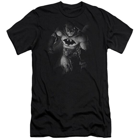 Batman Materialized Short Sleeve Adult T-Shirt