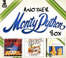 Monty Python - Another Monty Python Box