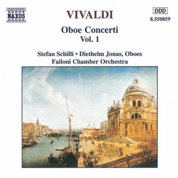 A. Vivaldi - Oboe Concerti 1