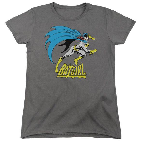 Dc Batgirl Is Hot Short Sleeve Womens Tee T-Shirt