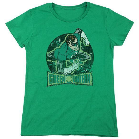 Dc In The Spotlight Short Sleeve Women's Tee Kelly T-Shirt